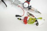 Tribo poedercoat systeem PCS12-Pro set in koffer_