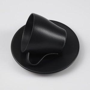 RAL 9005 Gitzwart Zandstructuur Mat poedercoating poeder