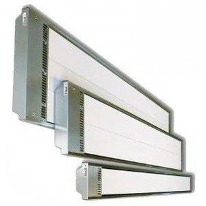 IR hoge temperatuur poedercoating verwarming paneel.