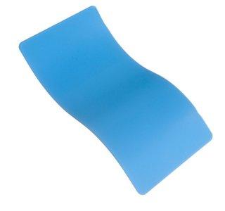 RAL 5012 Lichtblauw Satijn poedercoatpoeder