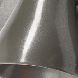 RAL 9007 Grijs aluminiumkleurig Hoogglans Metallic poedercoating poeder